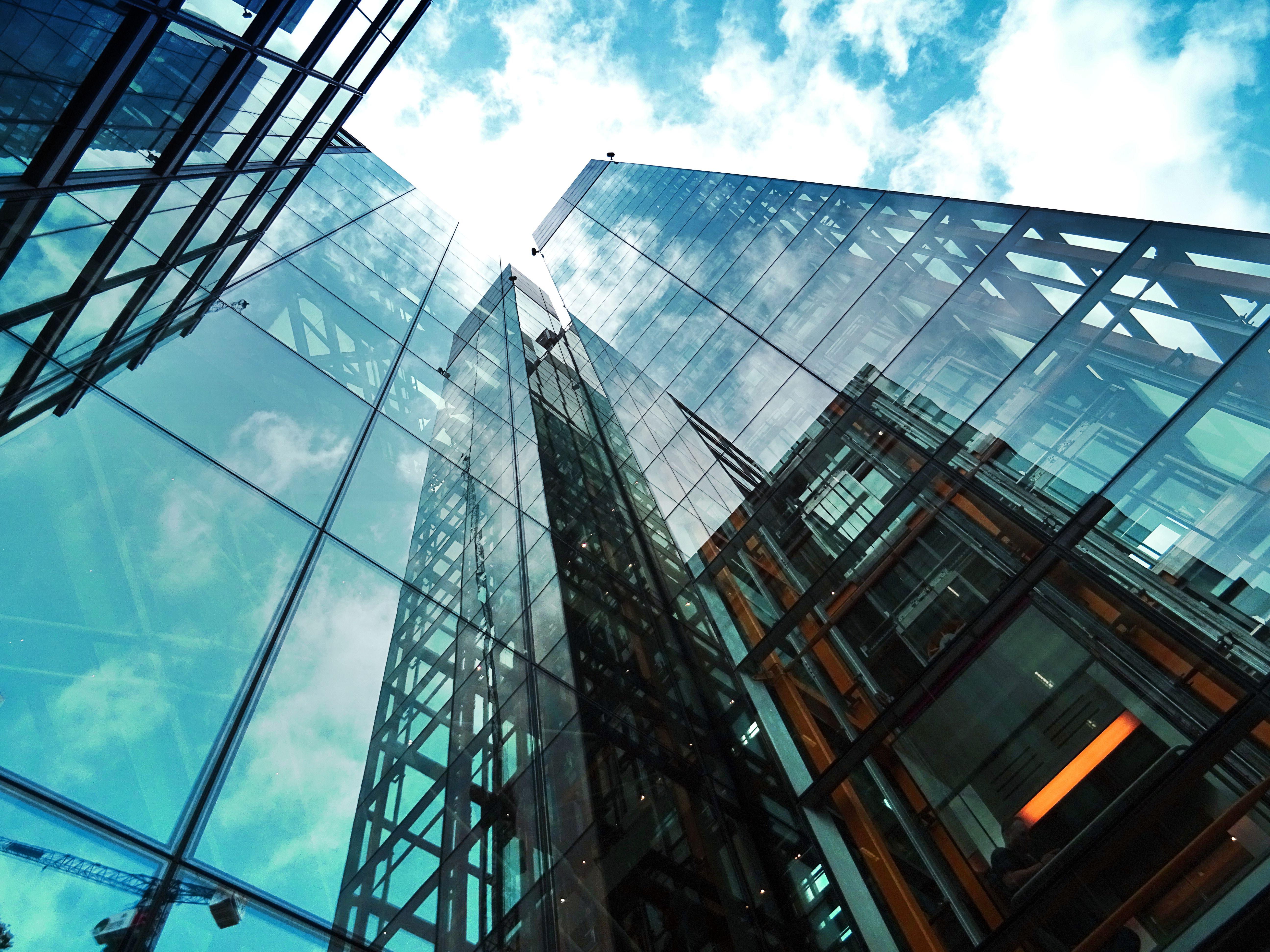 ArchOver - Building exterior - blue sky-1