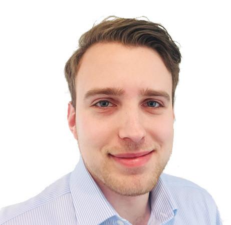 Charlie Mahalski - Lender Account Manager